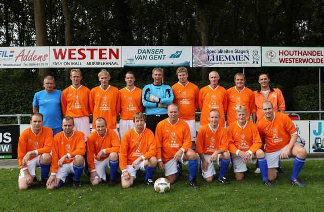 20130921 3e elftal teamfoto
