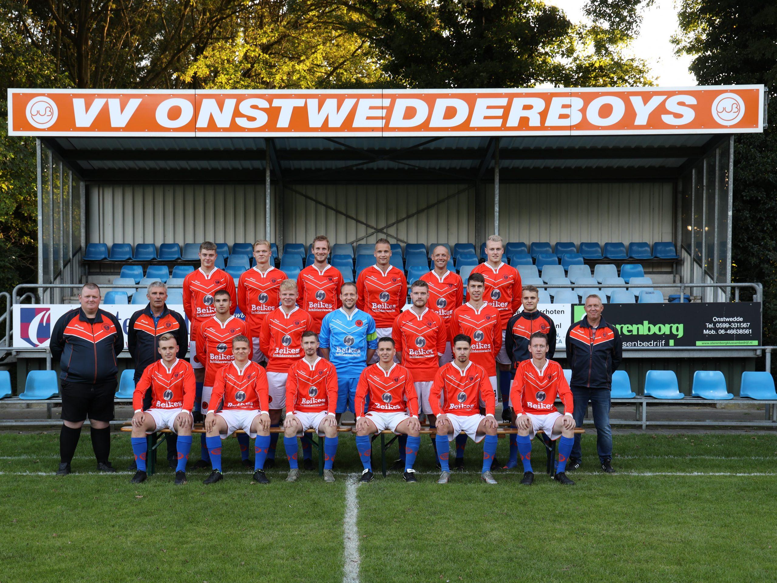Onstwedder Boys 1 2021-2022