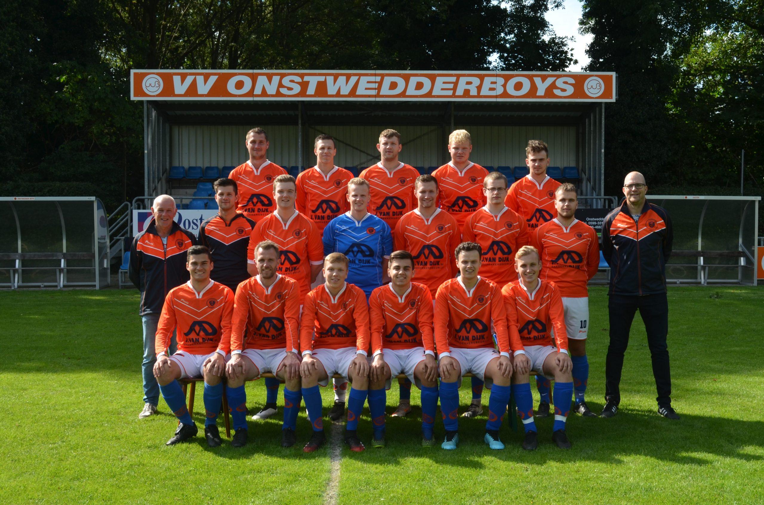 Onstwedder Boys 2 2021-2022