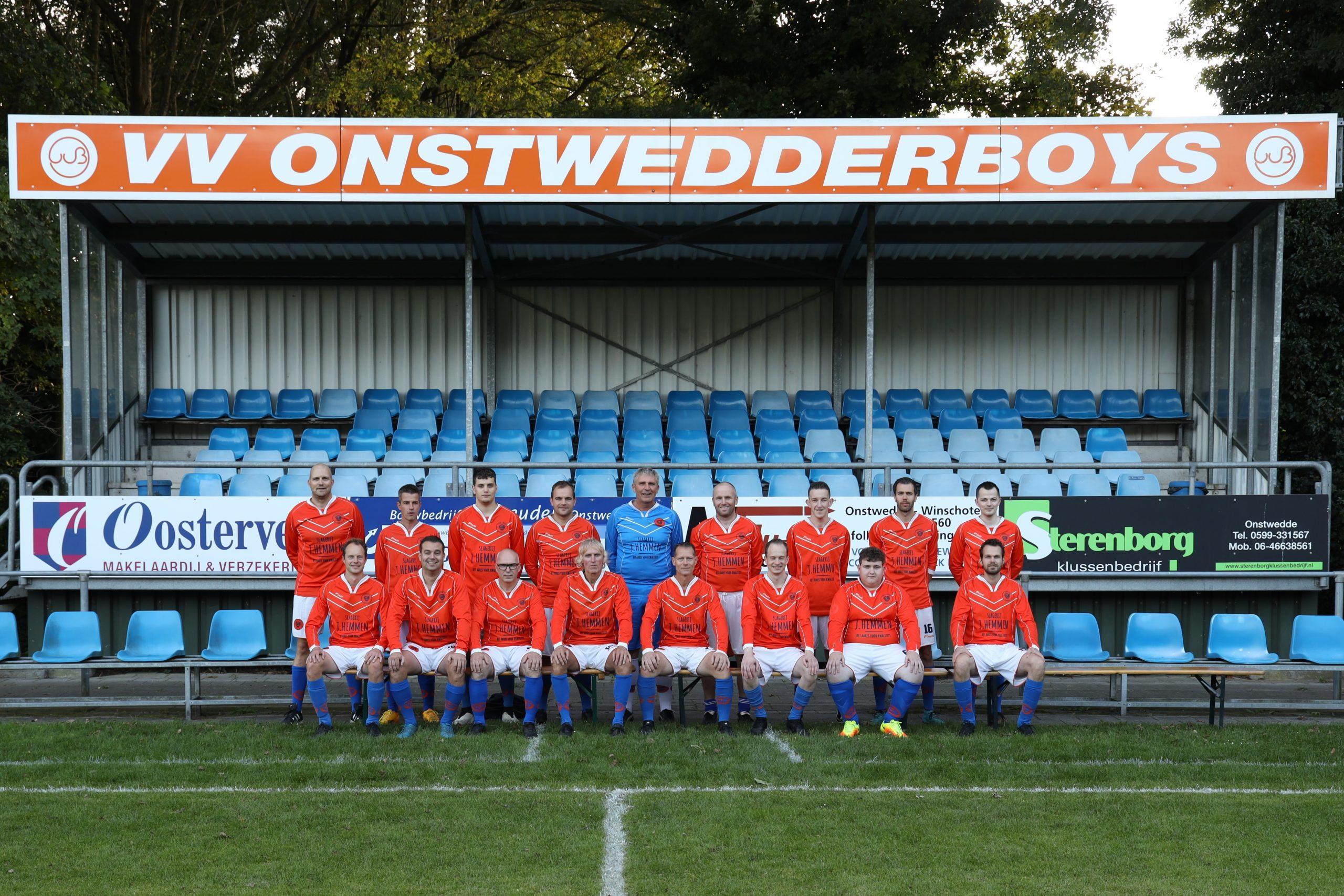 Onstwedder Boys 3 2021-2022