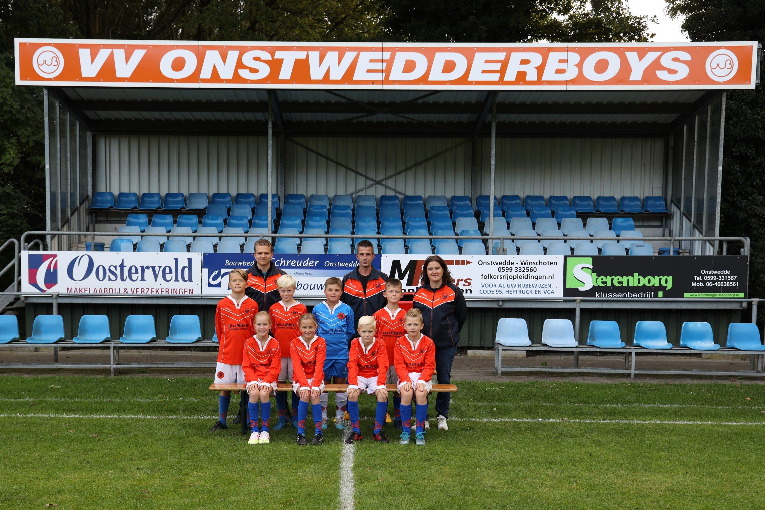 Onstwedder Boys JO10-1 2021-2022