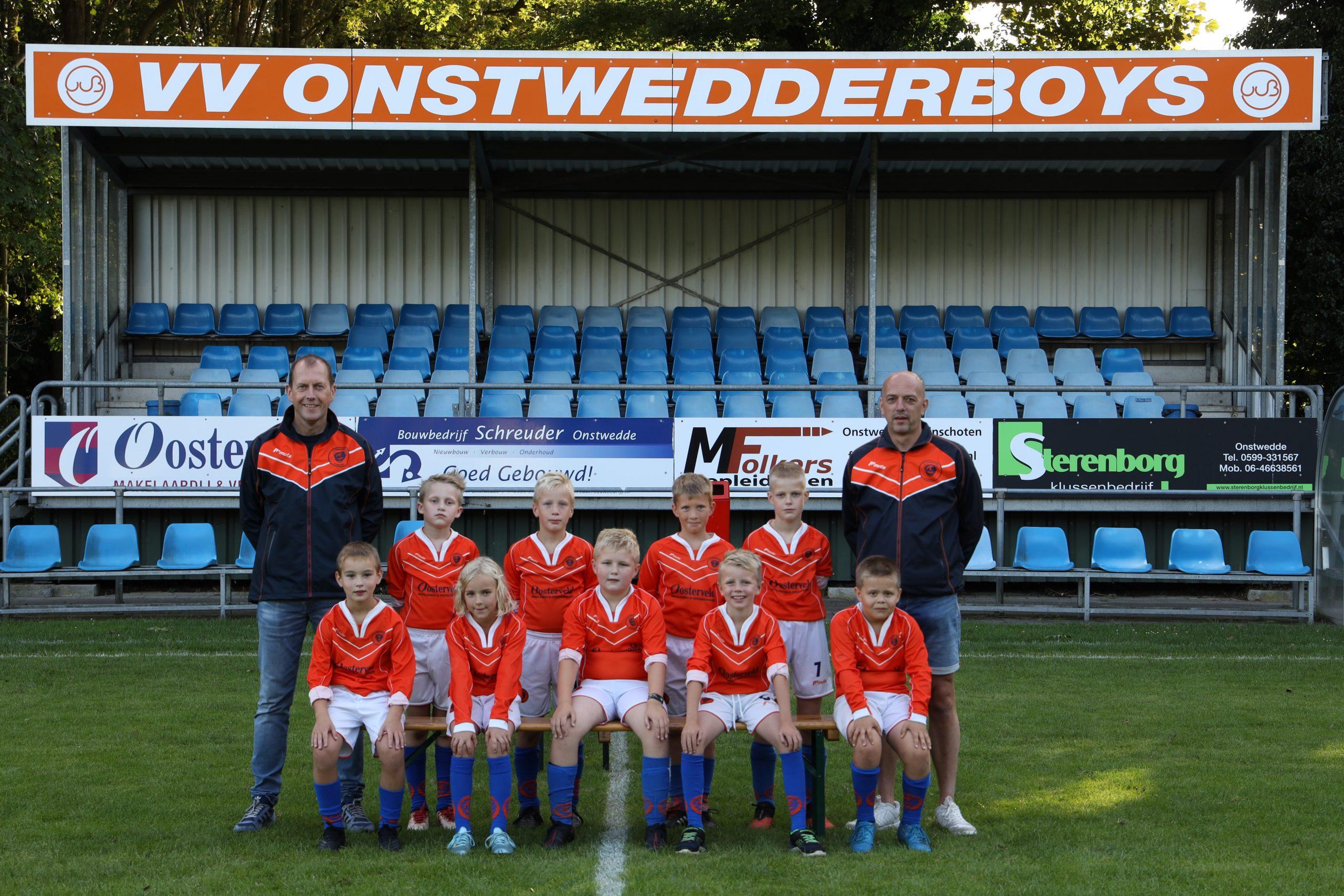 Ónstwedder Boys JO10-2 2021-2022