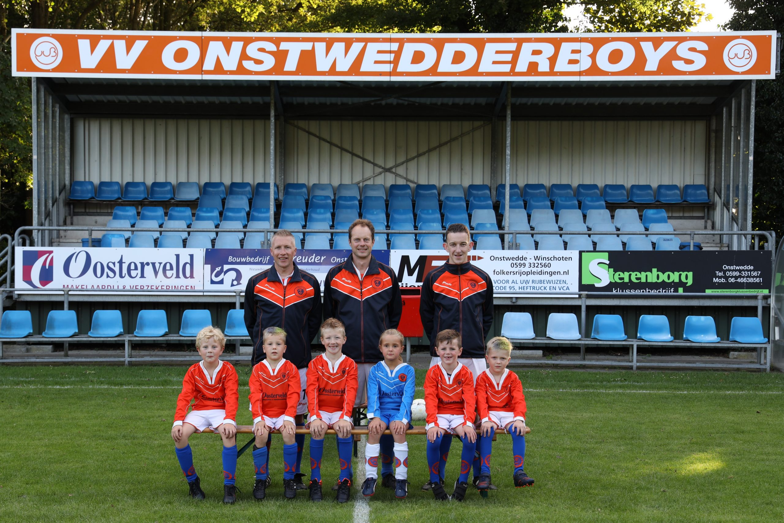 Onstwedder Boys JO8 2021-2022